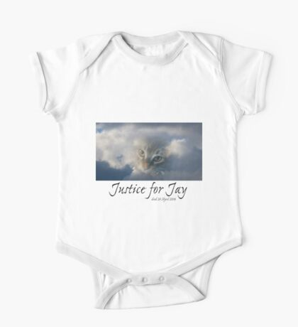 Justice for Jay One Piece - Short Sleeve