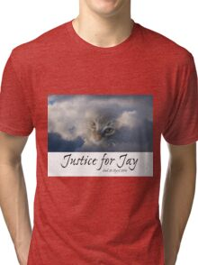 Justice for Jay Tri-blend T-Shirt