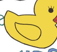 Nickelodeon Art (Original) Sticker