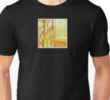 Yellow Bottles Hanging on a Wall Unisex T-Shirt
