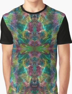 The Jungle Protector gorgeous vibrant intricate ink design Graphic T-Shirt
