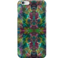The Jungle Protector gorgeous vibrant intricate ink design iPhone Case/Skin