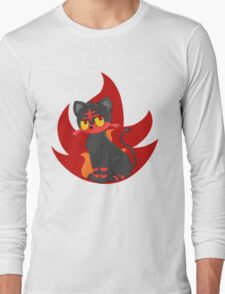 Litten Long Sleeve T-Shirt