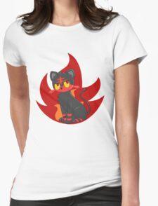 Litten Womens Fitted T-Shirt