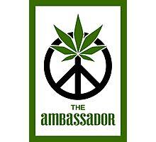 The Ambassador Photographic Print