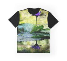 Spring Swirlings 2 Graphic T-Shirt