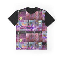 Altered Art Weaving Detail 1 Graphic T-Shirt