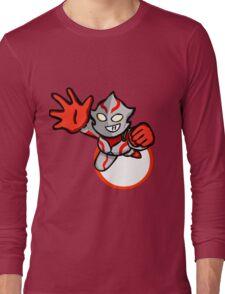 Ultraman Mebius [ Rise Up ] Long Sleeve T-Shirt