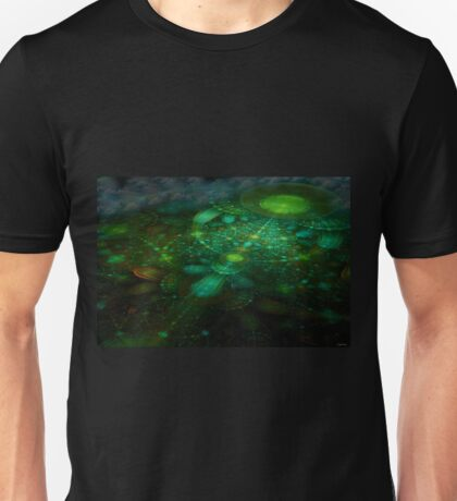 Ethereal Lights Unisex T-Shirt