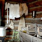 1880's Wash Day by Danny Key