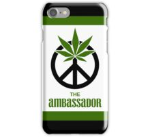 The Ambassador iPhone Case/Skin