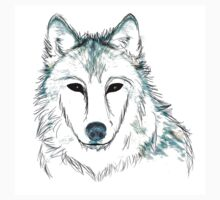 Arctic Wolf One Piece - Long Sleeve