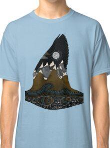 Wild Duck Spirit Totem Classic T-Shirt