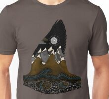 Wild Duck Spirit Totem Unisex T-Shirt