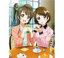 Love Live! School Idol Project - Pure Sweeties Photographic Print