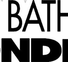 Bed Bath & Yonder Sticker