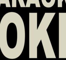 Karaoke Dokie Sticker