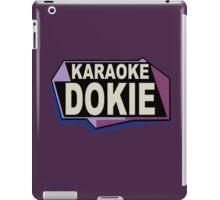 Karaoke Dokie iPad Case/Skin