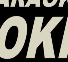 Karaoke Dokie 2 Sticker