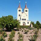 Bényi templom (church) by zumi
