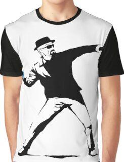 Heisenbanksy Graphic T-Shirt