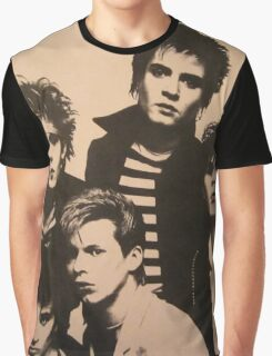 Vintage Duran Duran Cover Graphic T-Shirt