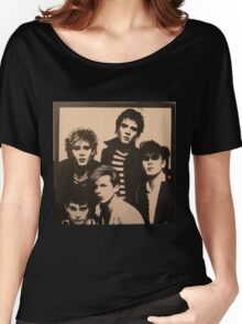 Vintage Duran Duran Cover Women's Relaxed Fit T-Shirt