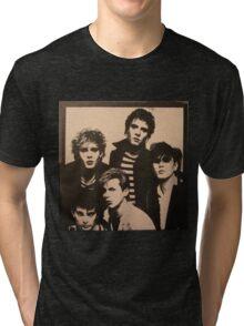 Vintage Duran Duran Cover Tri-blend T-Shirt