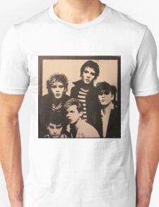 Vintage Duran Duran Cover Unisex T-Shirt