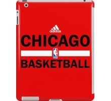 Chicago Bulls Basketball Training Design iPad Case/Skin