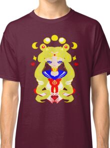 She is the one named Sailor Moon Classic T-Shirt