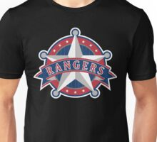 Texas Rangers Star Unisex T-Shirt