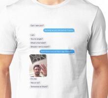 It's me, James Franco Unisex T-Shirt
