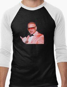 Riff Raff Peach Suit Men's Baseball ¾ T-Shirt
