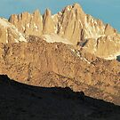 Mt. Whitney A.M. - Inyo County, CA by Rebel Kreklow