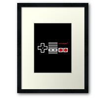 let's play - controller Framed Print
