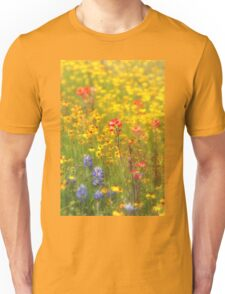 Painting Roadsides for Spring Unisex T-Shirt