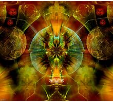 From The Formless Comes Form Photographic Print