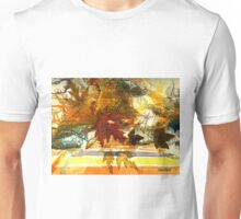 Collage with Autumn Leaves T-Shirt