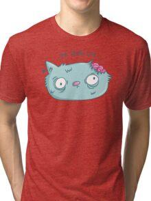 The Tenth Life Tri-blend T-Shirt