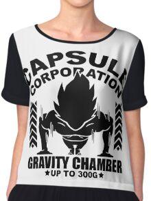 Gravity Chamber Chiffon Top