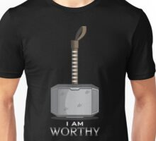 You Are Worthy Unisex T-Shirt