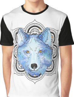 Winnie Blue  Graphic T-Shirt