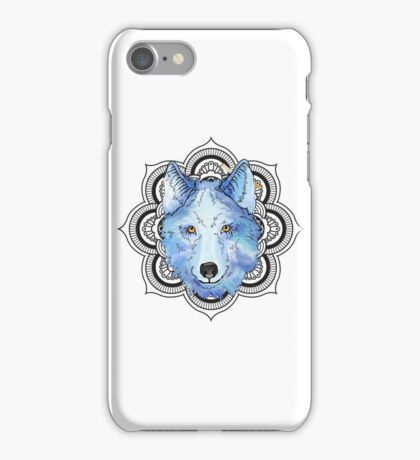 Winnie Blue  iPhone Case/Skin