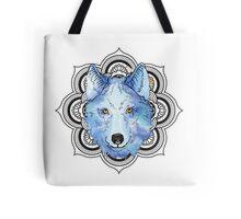 Winnie Blue  Tote Bag