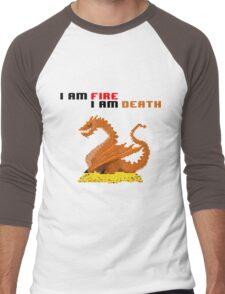 i am fire Men's Baseball ¾ T-Shirt
