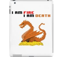 i am fire iPad Case/Skin