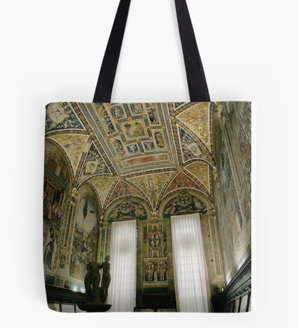 Siena Duomo Tote Bag