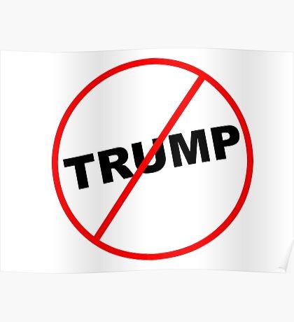 No Trump Poster