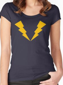 Lightning Lad, Legion of Superheroes Women's Fitted Scoop T-Shirt